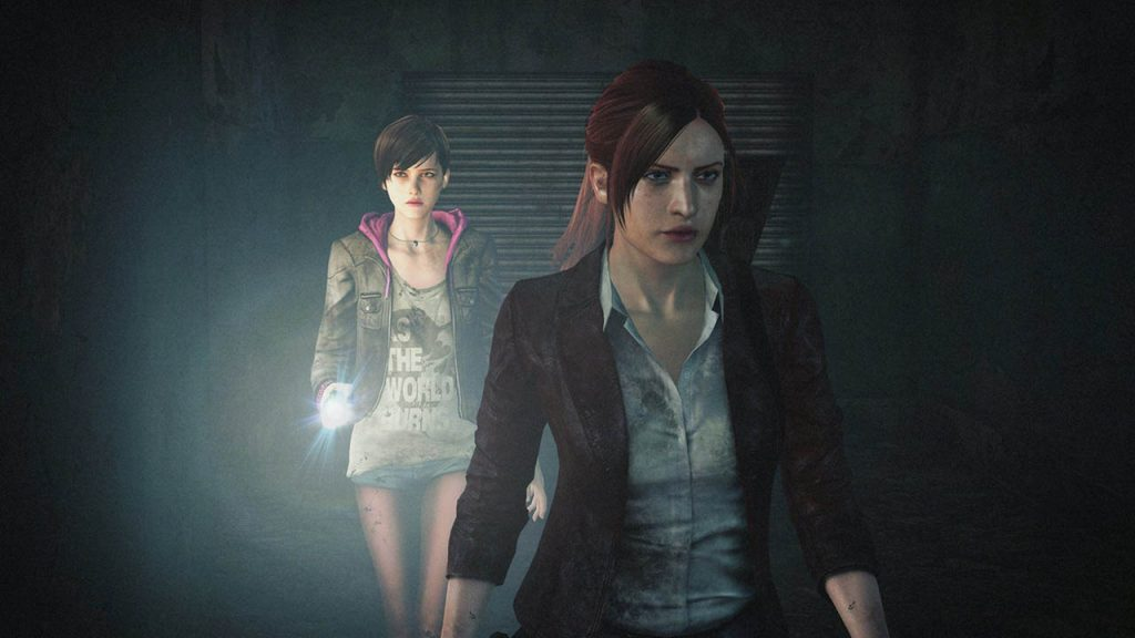 Resident Evil Revelations 2 Screenshot 01