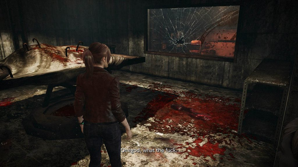 Resident Evil Revelations 2 Screenshot 02