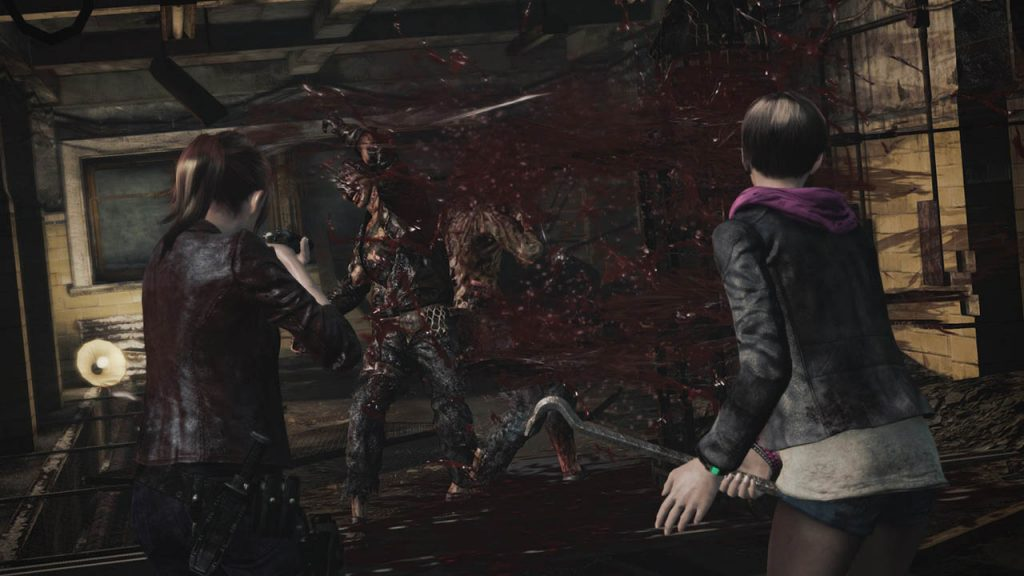 Resident Evil Revelations 2 Screenshot 04
