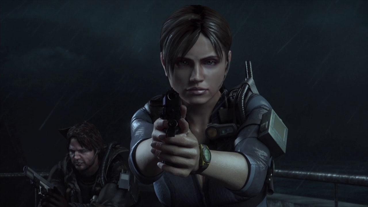 Resident Evil Revelations Screenshot 01