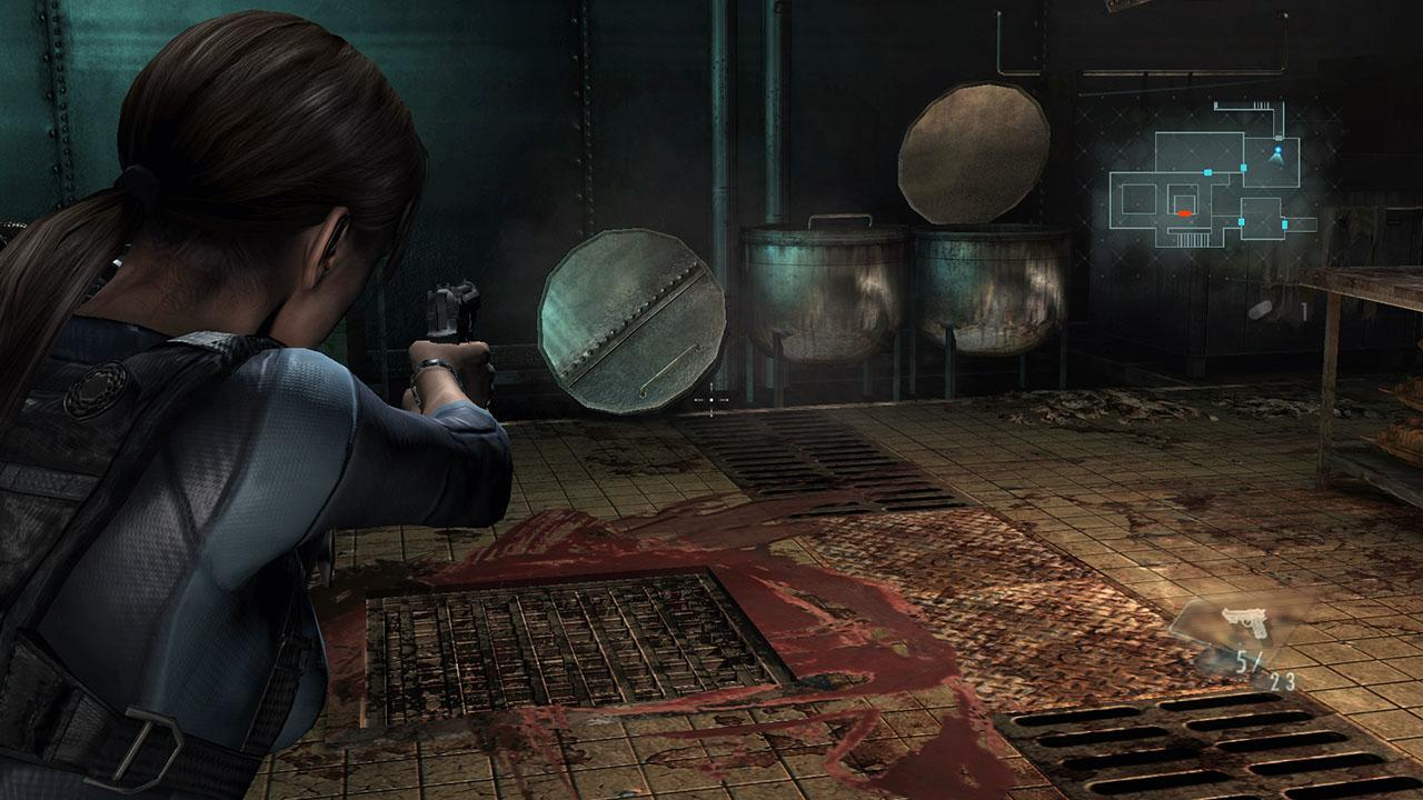 Resident Evil Revelations Screenshot 02