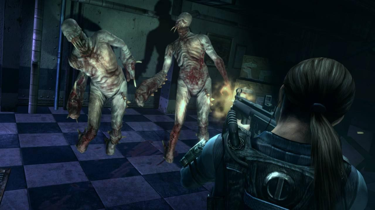 Resident Evil Revelations Screenshot 04
