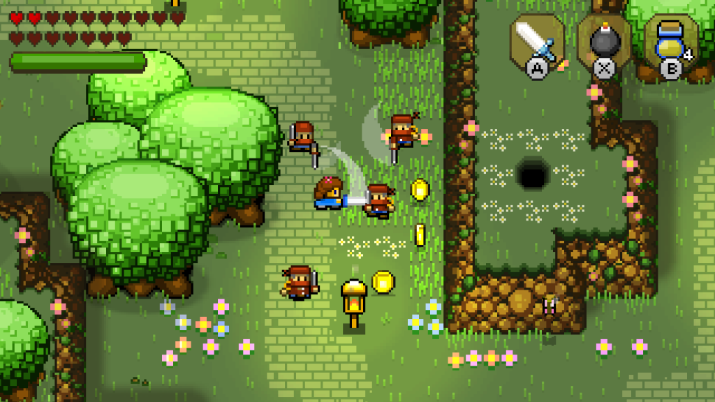 Blossom Tales Screenshot 02