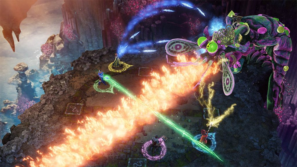 Nine Parchments Screenshot 02
