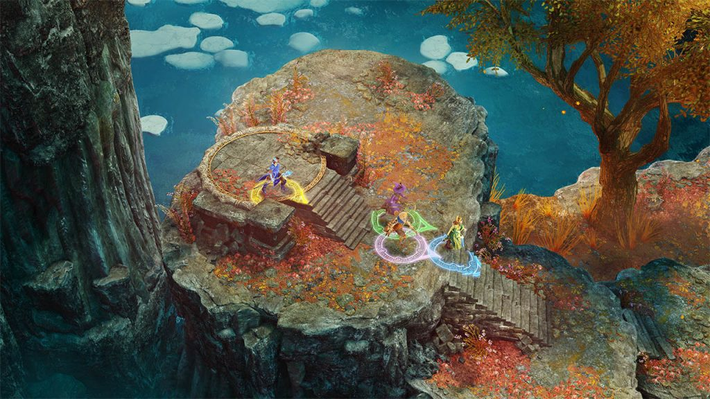 Nine Parchments Screenshot 03