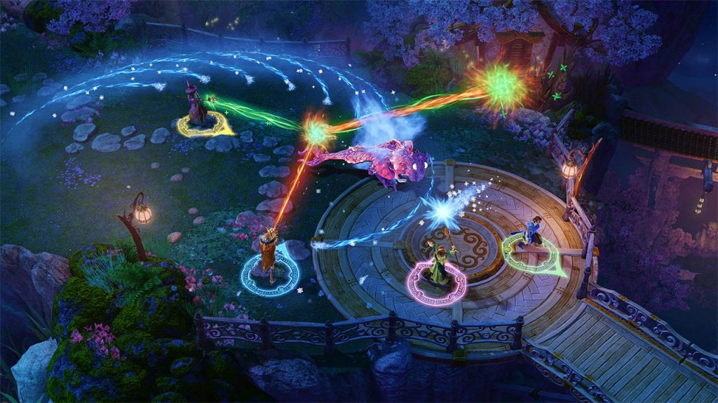 Nine Parchments Screenshot 04