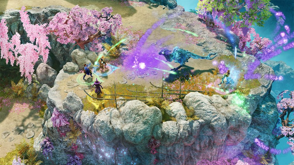 Nine Parchments Screenshot 05