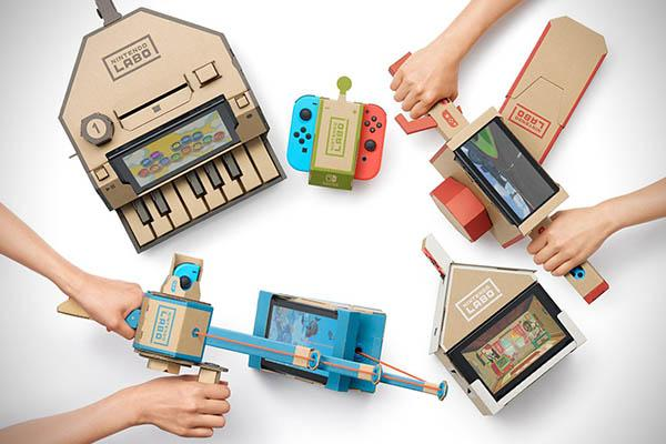Nintendo Labo-Multi-Set