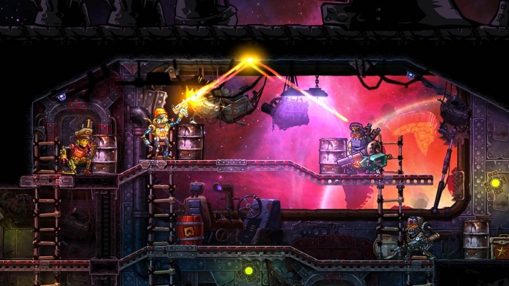 SteamWorld Heist: Ultimate Edition Screenshot 01