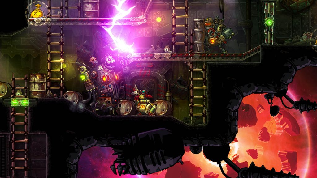 SteamWorld Heist: Ultimate Edition Screenshot 03