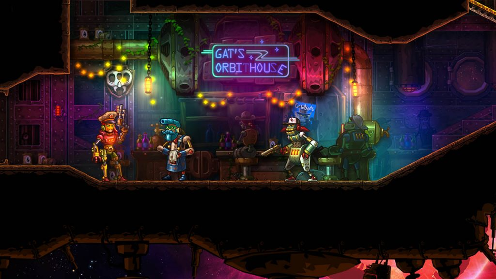 SteamWorld Heist: Ultimate Edition Screenshot 04