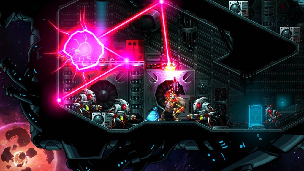 SteamWorld Heist: Ultimate Edition Screenshot 05