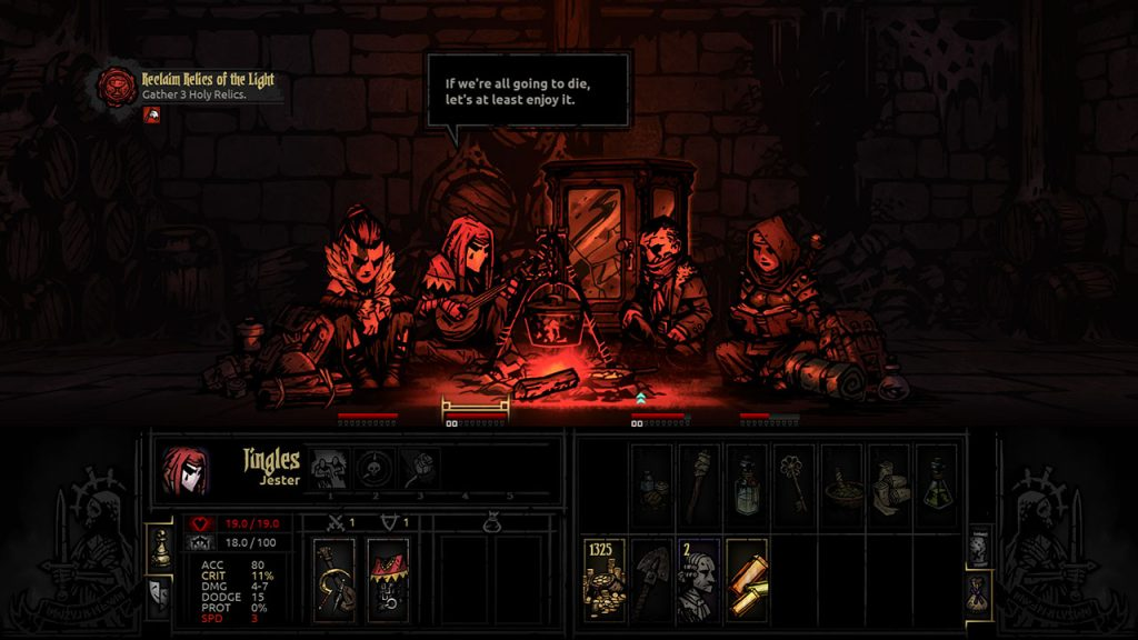 Darkest Dungeon Screenshot 04