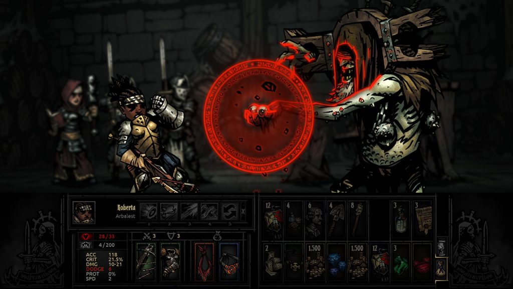 Darkest Dungeon Screenshot 05