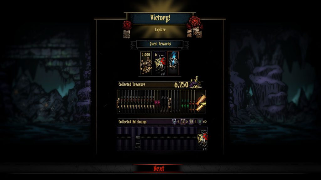 Darkest Dungeon Screenshot 07