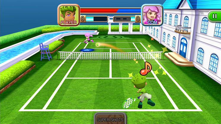 Tennis Screenshot 01