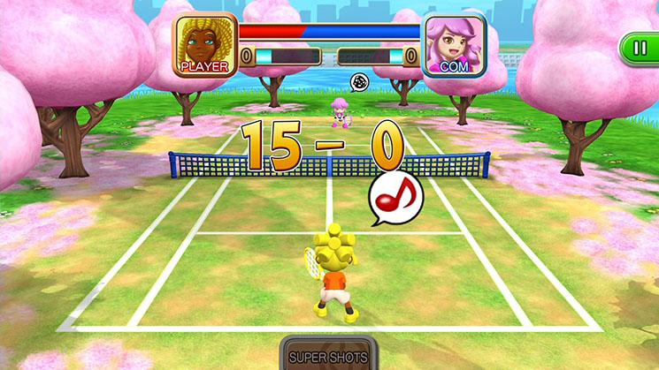Tennis Screenshot 02