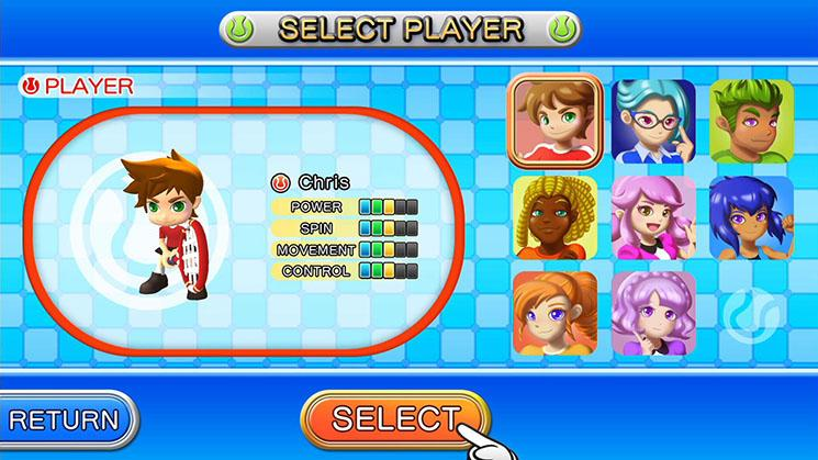 Tennis Screenshot 04