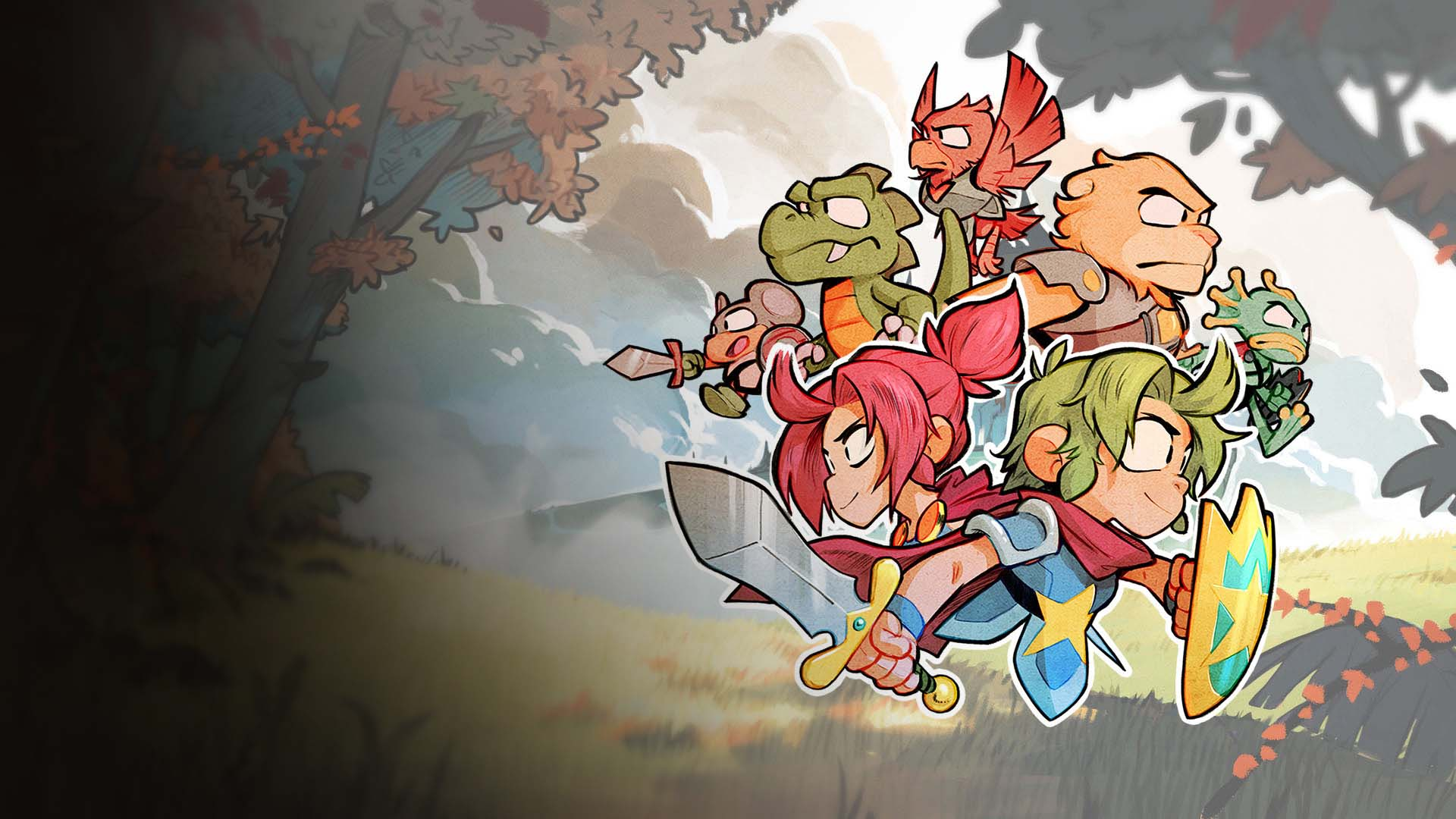 Wonder Boy: The Dragon's Trap Retail