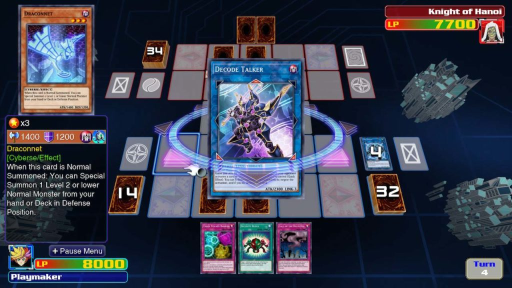 Yu-Gi-Oh! Legacy of the Duelist Link Evolution Screenshot 01